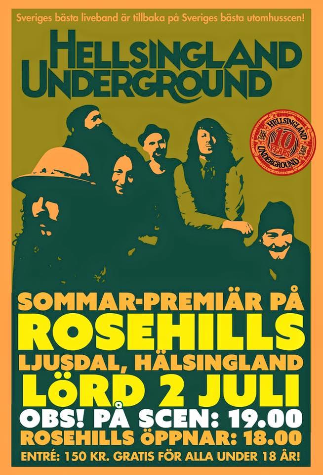 Rosehill_2juli_poster